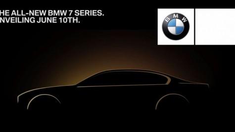 Noul BMW Seria 7 G11 va fi lansat pe 10 iunie