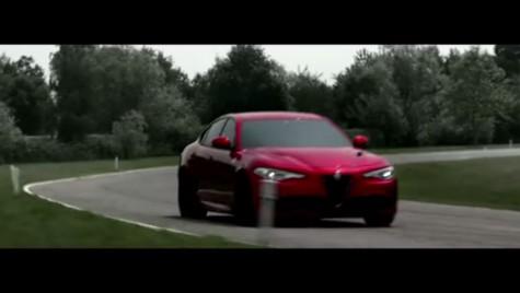Alfa Romeo apelează la trecut pentru promovarea noii Giulia