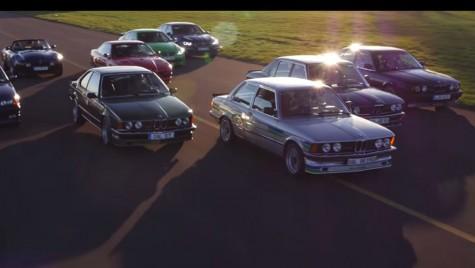 Alpina, marca legendară derivată din modele BMW, împlineşte 50 de ani
