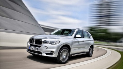 Primul plug-in hybrid BMW, X5 xDrive40e, este disponibil în România