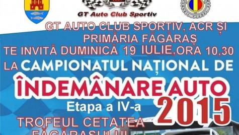 Campionatul Naţional de Îndemânare Auto – Trofeul Cetatea Făgăraş