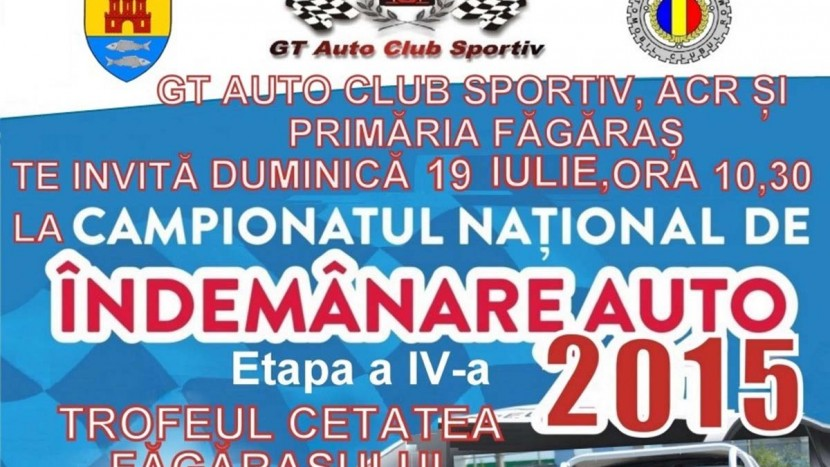 Campionatul National de Indemanare Auto 2015 - AutoExpert