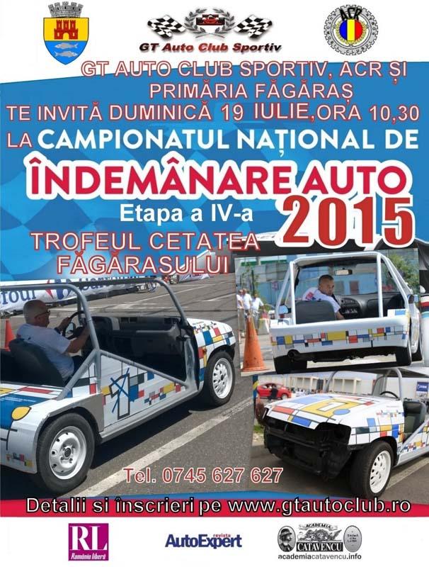 Campionatul National de Indemanare Auto 2015 - AutoExpert (3)