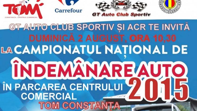 Campionatul National de Indemanare Auto - etapa a V-a - AutoExpert