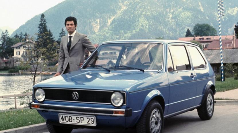 Giorgetto Giugiaro - Volkswagen Golf Mk I