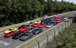 Poţi spune, oare, că sunt prea multe Ferrari la un loc?