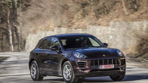 TEST Porsche Macan S – Hot hatch Porsche!