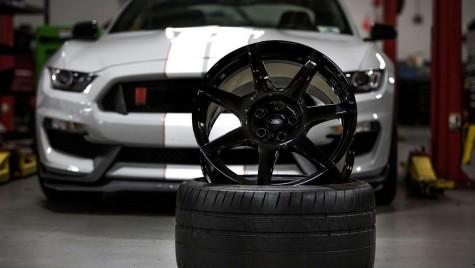 Ford vorbește despre jantele din carbon de pe Shelby GT350R Mustang