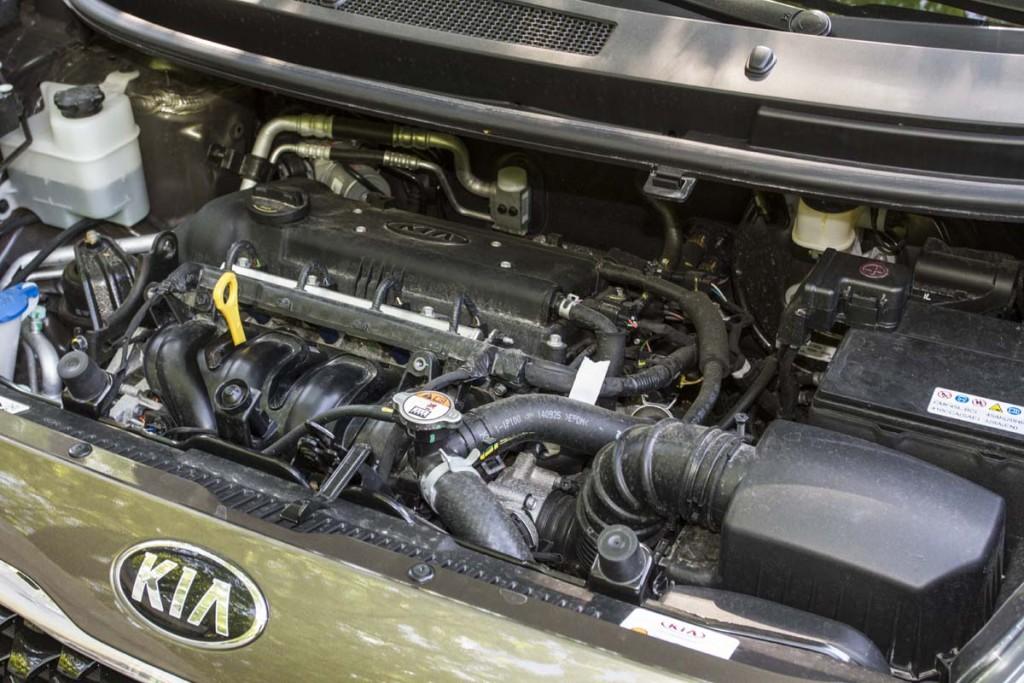 Tsest Kia Venga facelift - AutoExpert (04)