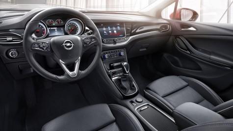 VIDEO: Opel insistă pe scaunele noului model Astra