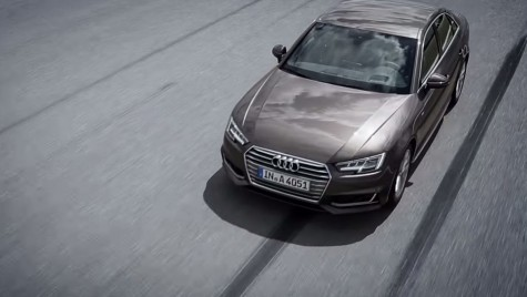 Primele reclame la noul Audi A4 sunt aici