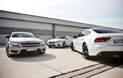 BMW din nou lider în segmentul premium, Audi și Mercedes se apropie