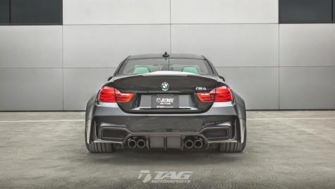 BMW M4 Coupe și încă ceva pe lângă