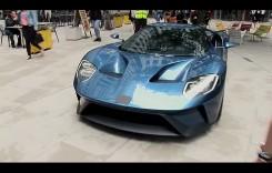 Ford GT îi bagă în ceață pe englezi – habar n-au ce este
