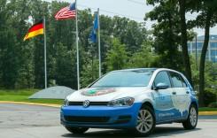 Un VW Golf TDI stabilește un nou record de consum în SUA