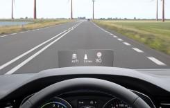 Cum arată primul head-up display de la Volkswagen