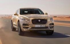 Aşa arată Jaguar F-Pace, primul SUV al mărcii britanice