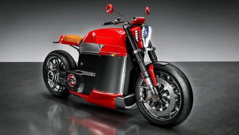 Dacă Tesla ar face o motocicletă… s-ar numi Model M