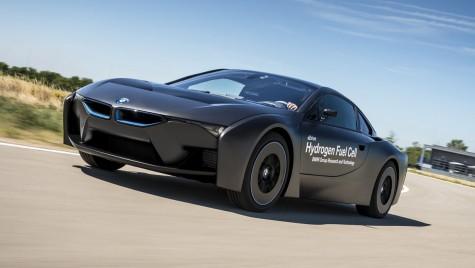 Prototipuri cu pilă de combustibil de la BMW
