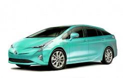 Așa ar putea arăta viitoarea Toyota Prius