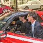 Mark Webber și-a făcut cadou de ziua lui un Porsche 918 Spyder