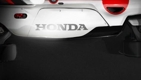 Honda ne așteaptă cu surprize la Frankfurt