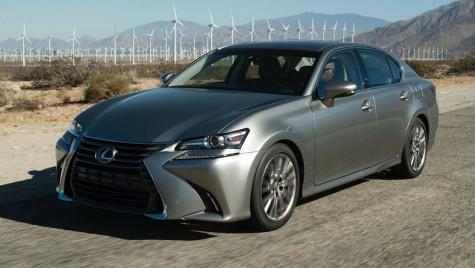 Lexus anunţă noi motorizări pentru GS