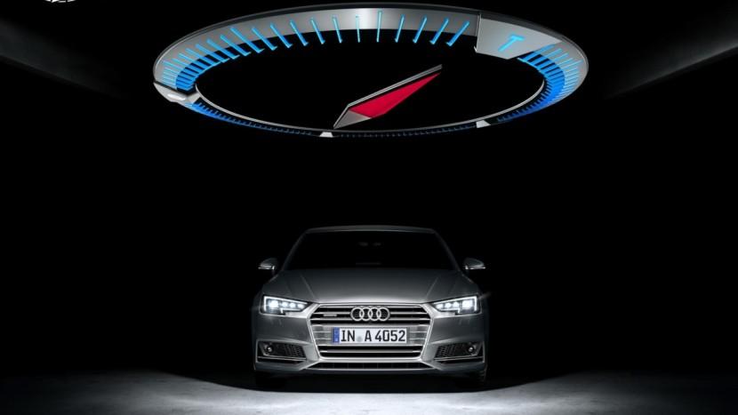 Salonul Auto de la Frankfurt găzduiește un stand exclusivist pentru nemții de la Audi, o cladire-concept de trei etaje și 700 de metri pătrați