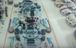 Cum se construieşte un Porsche… de curse?
