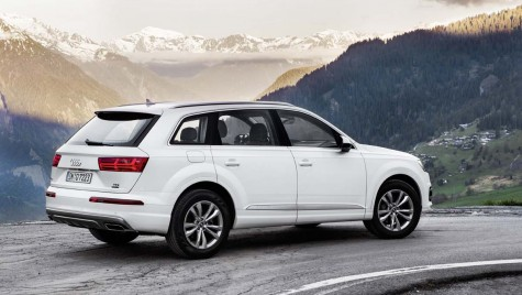 Cel mai economic Audi Q7: ultra