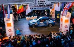 AutoExpert şi BMW România au participat cu un proiect inedit la Sibiu Rally Challenge 2015