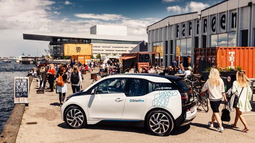 BMW i3 Flota Copenhaga - AutoExpert