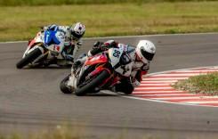 O etapă din Campionatul Est-European de motociclism s-a alergat la Adâncata