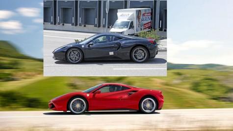 Ferrari testează o soluție de propulsie hibridă cu motor V6