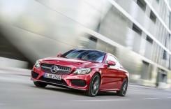 Noul Mercedes-Benz Clasa C Coupe, o frumuseţe