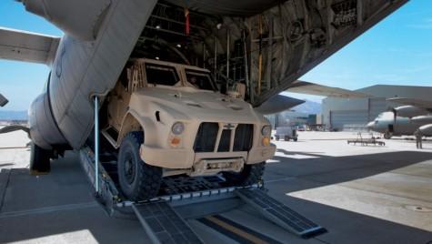Adio Humvee, bun venit L-ATV!