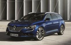 Renault Talisman Estate. Noul break de clasă medie al casei franceze