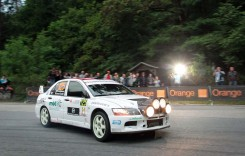 Regal automobilistic la Sibiu Rally Challenge 2015