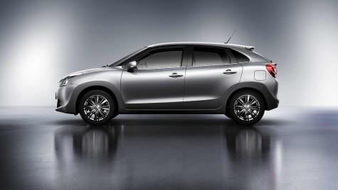 Suzuki aduce noul Baleno la Salonul Auto de la Frankfurt