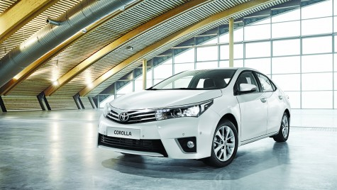 Toyota Corolla, mereu în top