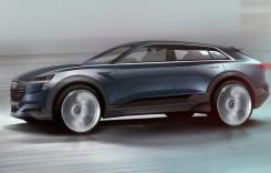 Audi e-tron Quattro Concept. Nou rival electric pentru X6
