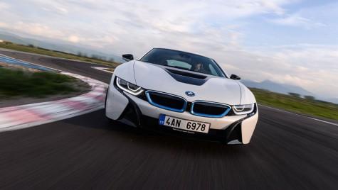 Amintiri din viitor – BMW i8
