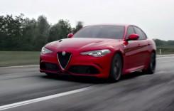 """Alfa Romeo Giulia Quadrifoglio Verde – """"prezentare sonoră"""""""