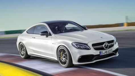 Noul Mercedes-AMG C 63 Coupe e aici. TOATE DETALIILE