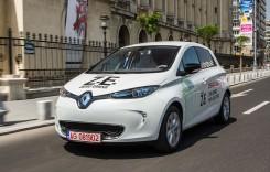 Alianta Renault-Nissan, lider pe piata de masini electrice