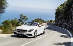 Mândrie nemțească – Mercedes S-Class Cabriolet, pregătit pentru Frankfurt
