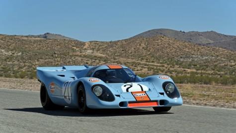 Porsche lansează serviciul de restaurare direct cu 917K