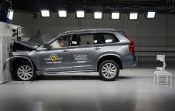 Audi Q7 & Volvo XC90 – 5 stele în testele EuroNCAP