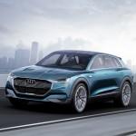 Noul SUV electric, Audi e-tron quattro, poate fi rezervat în România