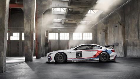 Noul BMW M6 GT3 este pregătit pentru 2016